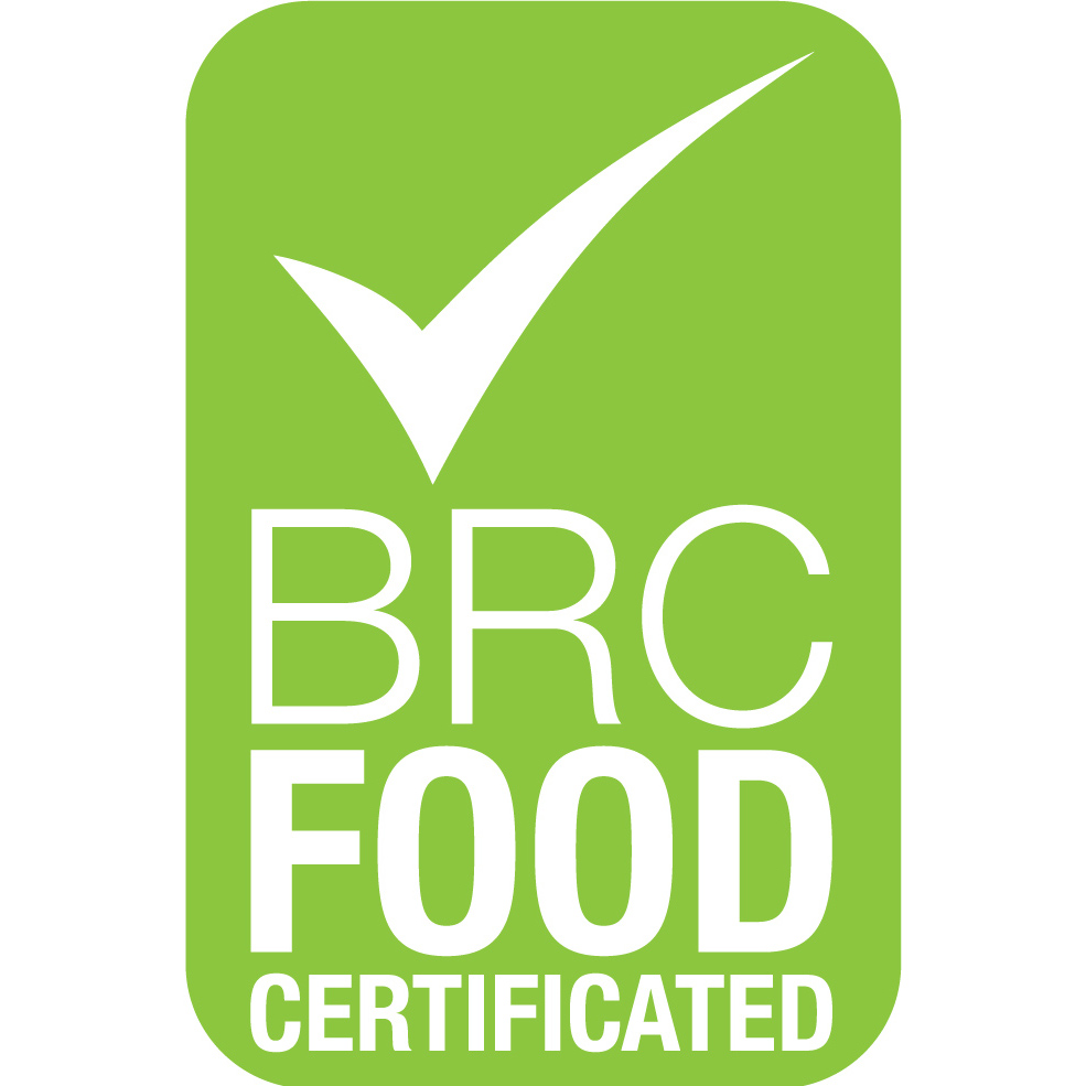 BRC Food Certificated Col tcm307 89387