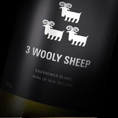 3 Wooly Sheep